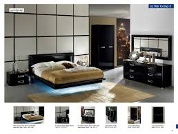 images of modern bedroom furniture. la star black comp 5 camelgroup italy images of modern bedroom furniture