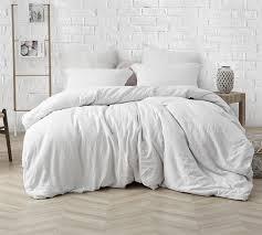 natural loft comforter farmhouse white