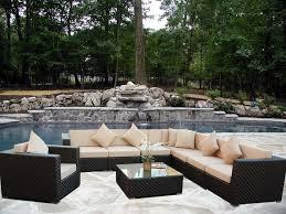 modern wicker patio furniture. Modern Wicker Outdoor Patio Furniture With Exclusive Design