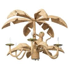 monkey chandelier whimsical wicker and mixed metal monkey chandelier by