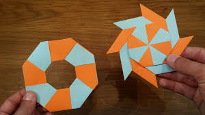 How to make an origami paper bat   Origami   Paper Folding Craft