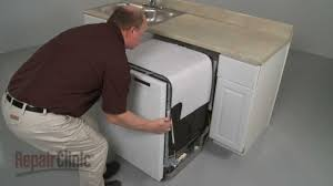 Dishwasher Purchase And Installation Lg Dishwasher Removal And Installation Youtube