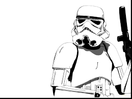 liberal stormtrooper coloring page star wars throughout storm trooper in