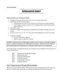Example Of Persuasive Essays Rabotnovreme Info
