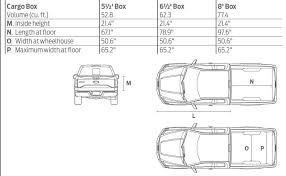 Interior Bed Dimensions Ford F150 Forum Community Of