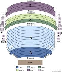 Mccallum Theater Seating Chart New 11 Mccallum Theatre