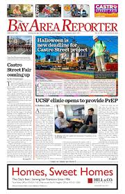 October 2 2014 Edition of the Bay Area Reporter by Bay Area.