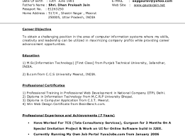 Create Job Resume Online Free