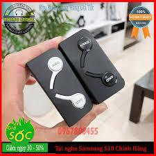 TAI NGHE SAMSUNG S10 | S10 PLUS | Tai nghe AKG chính hãng SS - giá rẻ âm  thanh sống động chính hãng 115,000đ