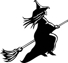 Free Witches Broom Clipart - Public Domain Halloween clip art, images and  graphics