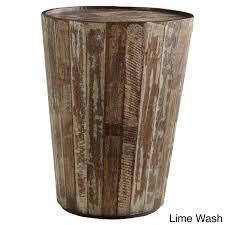 Lime Wash Coffee Table Kosas Home Hamshire Barrel Side Table Hamshire Barrel Side Table