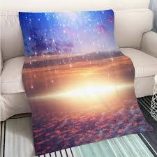 Amazon Com Luxury Super Soft Blanket Bright Light From