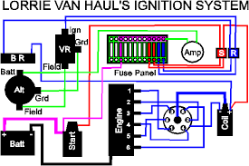 slant six forum view topic electronic ignition system for as you can see when the start switch is activated the terminal of the ignition coil is getting a full 12 volts from the battery
