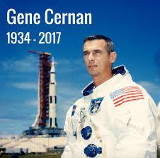 Il Disinformatico: Gene Cernan, l'ultimo uomo sulla Luna ...