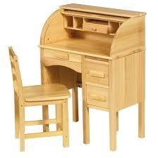guidecraft child s wooden jr roll top desk children s wooden secretary desk chair set