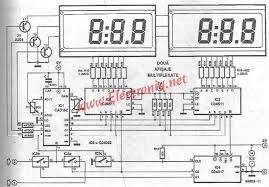 digital volt amp meter circuit diagram digital ampermetru voltmetru de panou on digital volt amp meter circuit diagram