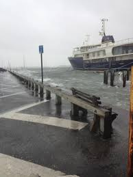 nickyskye meanderings hurricane sandy monday th  long wharf in sag harbor 9 24 am monday