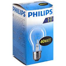 <b>Лампа накаливания Philips</b>, <b>40 Вт</b> | Магнит Косметик