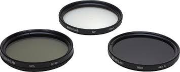 Набор фильтров <b>RAYLAB</b> UV/<b>CPL</b>/ND8 <b>52mm</b> – купить во ...