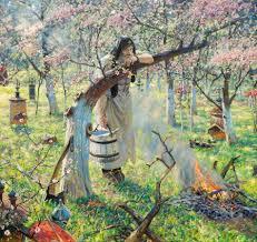 pavel ryzhenko novice pictura ilustratie estica pe teme  paintings