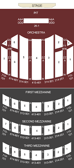 Radio City Music Hall 3d Seating Chart Radio City Music Hall New York Ny Seating Chart Stage