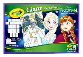 Crayola Giant Coloring Pages Fun Time