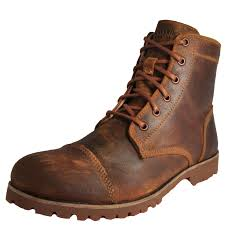 details about wolverine wilbur men s brown leather waterproof lace up boots