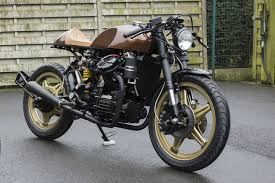 very nice cx500 cafe racer build