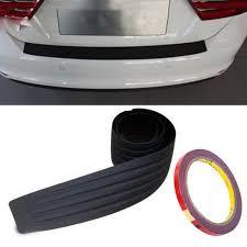 Автомобильный багажник <b>бампер накладка задняя</b> защитная...