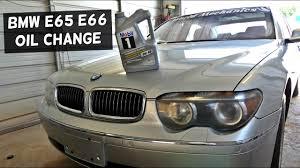 BMW Convertible bmw transmission types : BMW E65 E66 745i 745Li Oil Change - YouTube