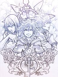 Small Picture 428 best Kingdom Hearts images on Pinterest Squares Final