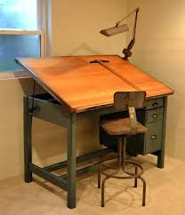 computer desk with drafting table 3 adjule center with black leather inlay computer desk drafting table