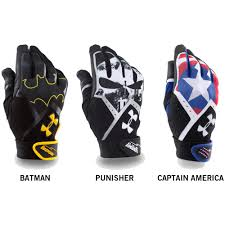 under armour gloves. under armour clean up alter ego youth batting gloves