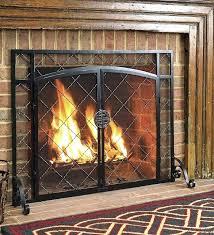 oversized fireplace screens s large fireplace screens for oversized fireplace screens
