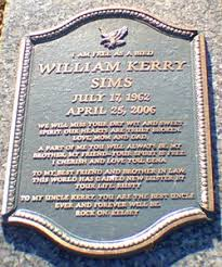 William Kerry Sims (1962-2006) - Find A Grave Memorial