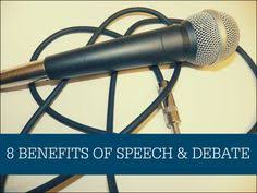 speech outline template what i want for homeschooling why speech and debate is important for all students