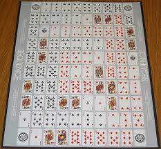 Wooden Sequence Board Game 100 Images of Sequence Game Board Template helmettown 17