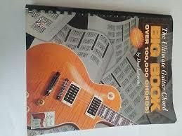 The Ultimate Guitar Chord Chart Hal Leonard Guitar Theory