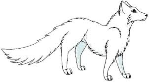 Printable Realistic Wolf Coloring Pages Printable Free Anime Wolf