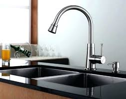 kitchen faucets with soap dispenser single lever pull down faucet and p30