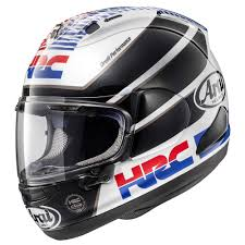 Arai Helmet Size Chart Arai Rx 7v Hrc Honda Racing Integral