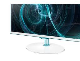 samsung tv monitor. detail stand white samsung tv monitor