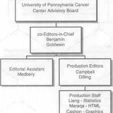 Flowchart For The Editorial Process Download Scientific
