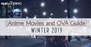 Anime Live Chart Winter 2019 Winter 2019 Anime Movie And Ova Guide Manga Tokyo
