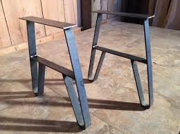Metal Table Legs For Sale Ohiowoodlands Metal Bench Legs Bench Steel Legs For Benches