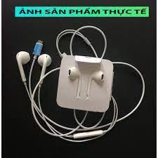 Tai nghe iphone 7 7plus 8 8plus X Xsmax 11promax kết nối bluetooth cổng  lighning bảo hành 12 tháng freeship - Tai nghe có dây nhét tai