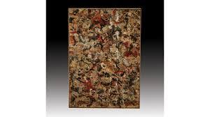 jackson pollock painting auction