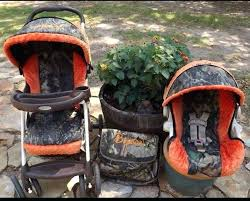 camouflage baby car seat reupholster infant car seat cover orange dot camouflage baby boy high quality