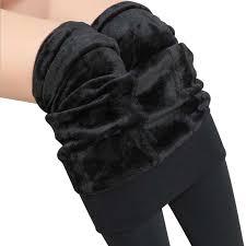 2019 New Fashion <b>8</b> Colors Winter <b>Leggings Women's</b> Warm ...