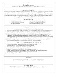 Payroll Accounting Job Description 15 Payroll Accounting Job Description Resume Template Paystub